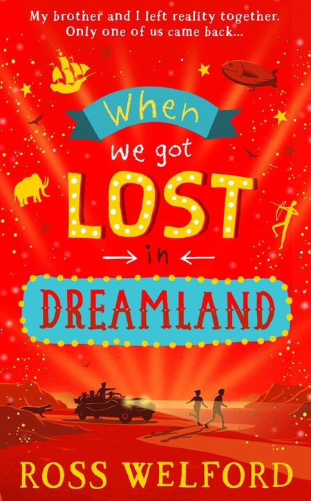When we got Lost in Dreamland -