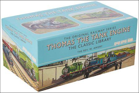 Thomas Classic Library - Rev. W Awdry
