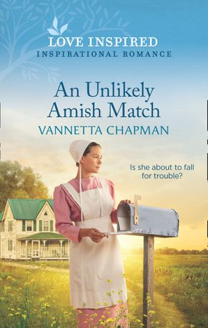 An Unlikely Amish Match (Mills & Boon Love Inspired) (Indiana Amish Brides, Book 5)
