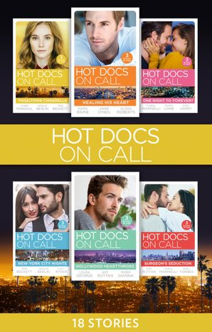 Hot Docs On Call Collection (Mills & Boon e-Book Collections) eBook  by Lynne Marshall