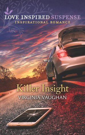 Killer Insight (Mills & Boon Love Inspired Suspense) (Covert Operatives, Book 4) eBook  by Virginia Vaughan