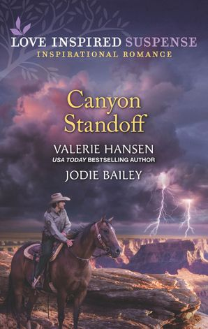 Canyon Standoff: Canyon Under Siege / Missing in the Wilderness (Mills & Boon Love Inspired Suspense)