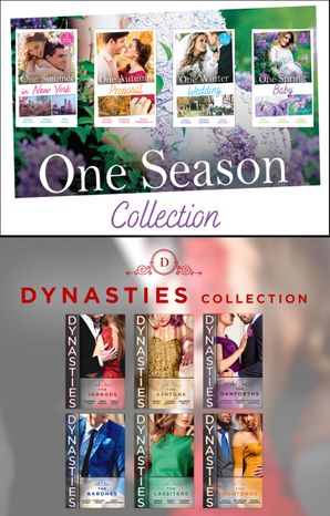 One Season And Dynasties Collection (Mills & Boon e-Book Collections)