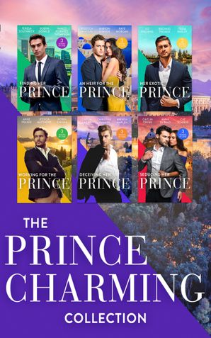 The Prince Charming Collection (Mills & Boon e-Book Collections)