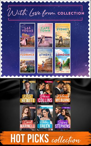 With Love From… And Hot Picks Collections (Mills & Boon e-Book Collections)