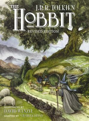 The Hobbit Paperback Graphic Novel edition by J. R. R. Tolkien