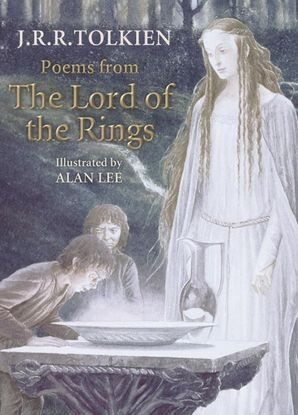 Poems from The Lord of the Rings Hardcover  by J. R. R. Tolkien