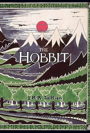 The Hobbit Classic Hardback Hardcover  by
