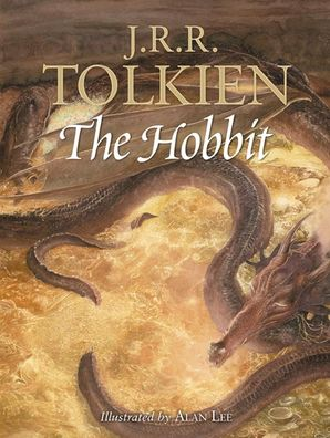 The Hobbit Hardcover Illustrated edition by J. R. R. Tolkien