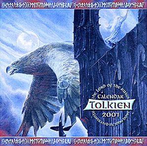 Tolkien Calendar 2001 Paperback  by 2771