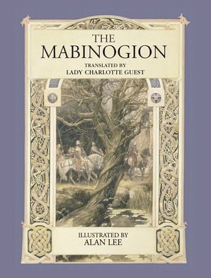 The Mabinogion Hardcover  by 3357
