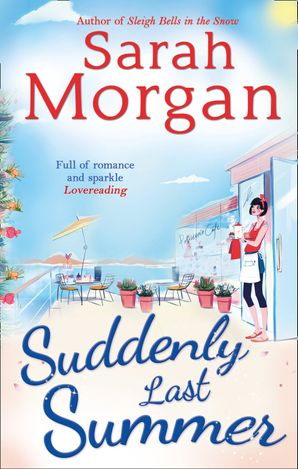 Suddenly Last Summer Paperback First edition by Sarah Morgan
