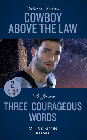 Cowboy Above The Law Paperback  by Delores Fossen