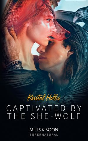 Captivated By The She-Wolf Paperback  by Kristal Hollis