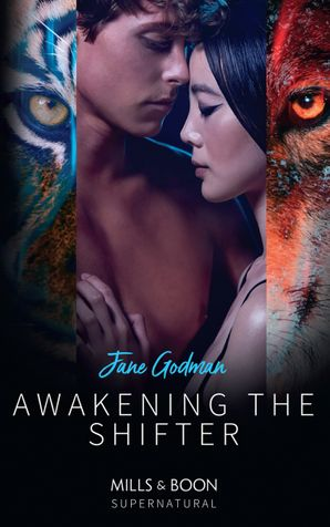 Awakening The Shifter Paperback  by Jane Godman