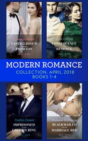 Modern Romance Collection April 2018 Books 1 4