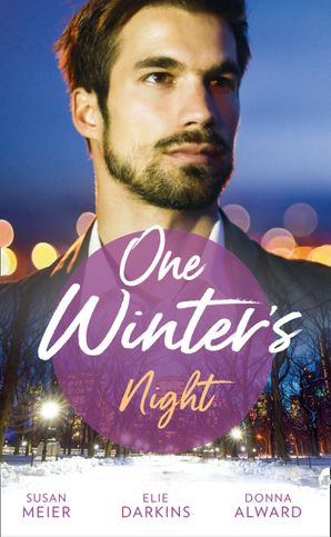 One Winter's Night: The Twelve Dates of Christmas / Frozen Heart, Melting Kiss / A Cadence Creek Christmas Paperback  by Susan Meier