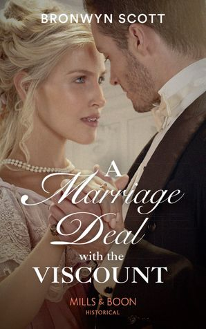 A Marriage Deal With The Viscount (Allied at the Altar, Book 1) Paperback  by Bronwyn Scott