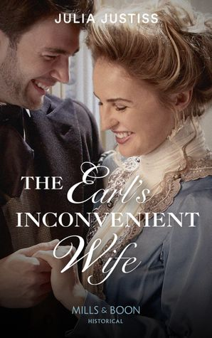 The Earl's Inconvenient Wife (Allied at the Altar, Book 2) Paperback  by Julia Justiss