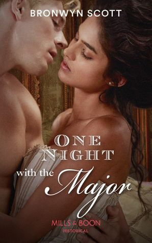 One Night With The Major (To Wed a Viking, Book 1) Paperback  by Bronwyn Scott