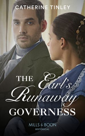 The Earl's Runaway Governess Paperback  by Catherine Tinley