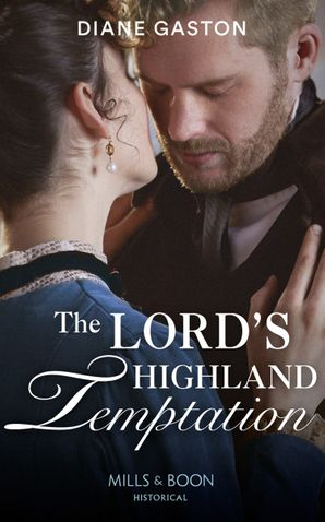 The Lord's Highland Temptation Paperback  by Diane Gaston