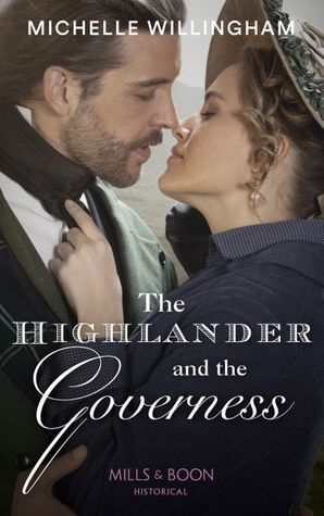 The Highlander And The Governess (Untamed Highlanders, Book 1) Paperback  by Michelle Willingham