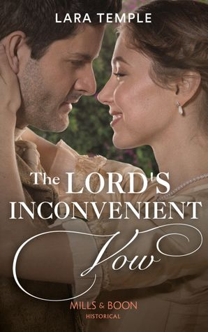 The Lord's Inconvenient Vow (The Sinful Sinclairs, Book 3)