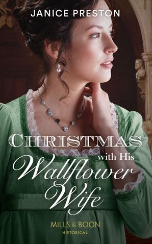 Christmas With His Wallflower Wife (The Beauchamp Heirs, Book 3) Paperback  by Janice Preston