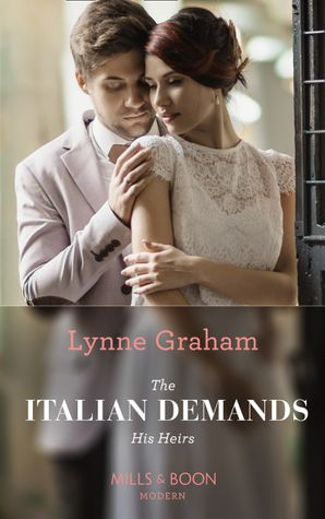 The Italian Demands His Heirs (Billionaires at the Altar, Book 2) Paperback  by Lynne Graham