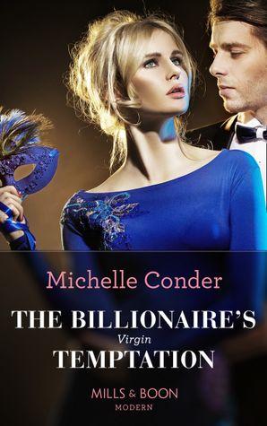 The Billionaire's Virgin Temptation Paperback  by Michelle Conder