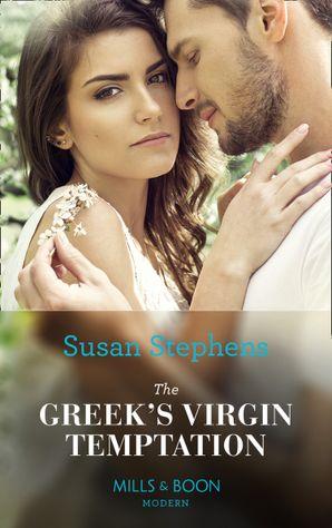 The Greek's Virgin Temptation Paperback  by