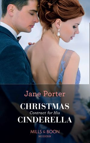 Christmas Contract For His Cinderella Paperback  by Jane Porter