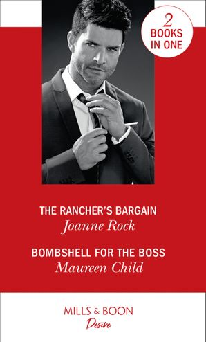 The Rancher's Bargain Paperback  by Joanne Rock