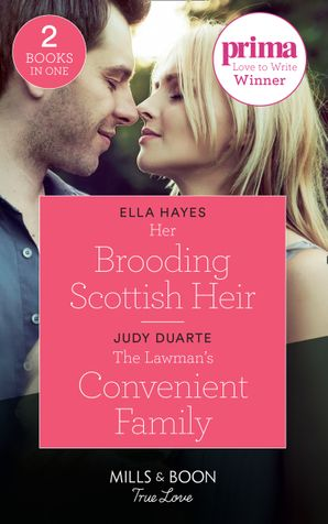 Her Brooding Scottish Heir