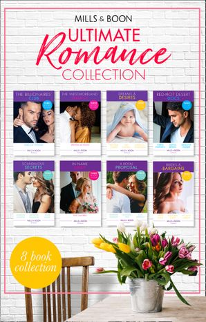 Ultimate Romance Collection (Mills & Boon Collections) Paperback  by Brenda Jackson