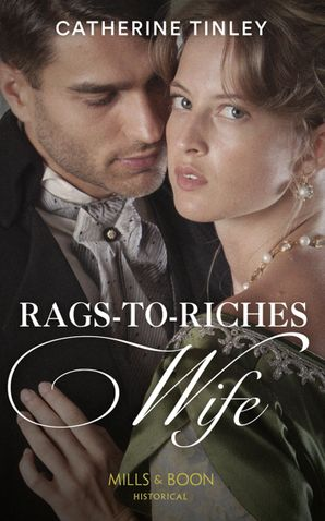 Rags-To-Riches Wife Paperback  by Catherine Tinley