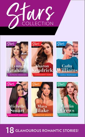 The Mills & Boon Stars Collection (Mills & Boon Collections) Paperback  by Lynne Graham