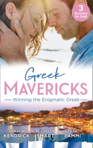 Greek Mavericks: Winning The Enigmatic Greek: The Pregnant Kavakos Bride / The Greek's Pregnant Bride / Bought for Her Innocence Paperback  by Sharon Kendrick