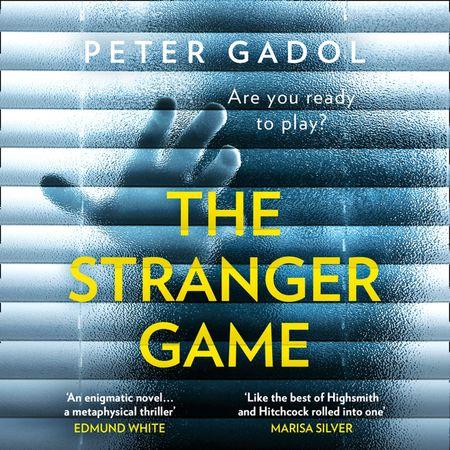 The Stranger Game - Peter Gadol, Read by Rebekkah Ross