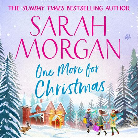 One More For Christmas - Sarah Morgan, Read by to be announced