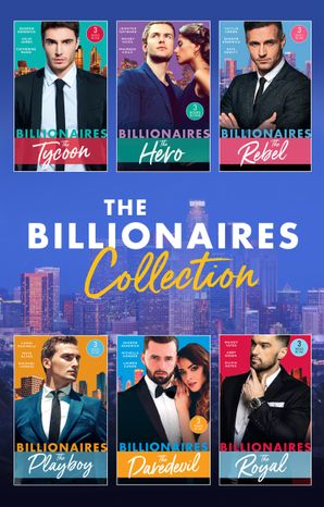 The Billionaires Collection (Mills & Boon Collections) Paperback  by Carol Marinelli