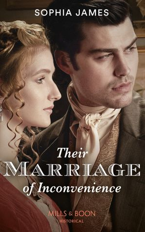 Their Marriage Of Inconvenience Paperback  by Sophia James