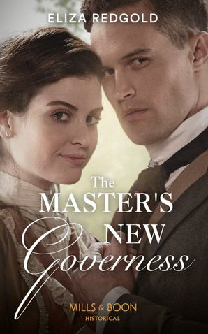 The Master's New Governess Paperback  by Eliza Redgold