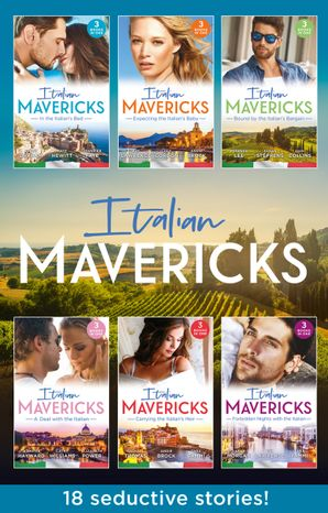 The Italian Mavericks Collection (Mills & Boon Collections) Paperback  by Lynne Graham