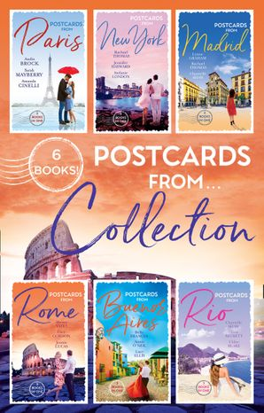 Postcards From… Collection (Mills & Boon Collections) Paperback  by