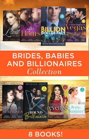 Brides, Babies And Billionaires (Mills & Boon Collections) Paperback  by Christy McKellen