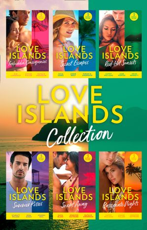 Love Islands…The Collection (Mills & Boon Collections) Paperback  by Kim Lawrence