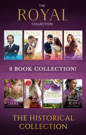 Royal Families Vs. Historicals (Mills & Boon Collections) Paperback  by Rebecca Winters