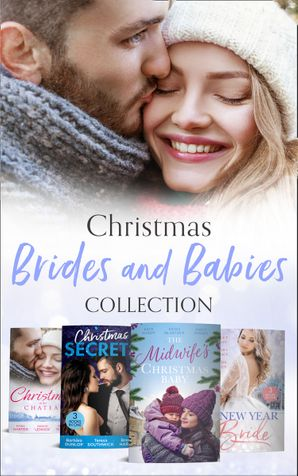 Christmas Brides And Babies Collection (Mills & Boon Collections) Paperback  by Kate Hardy